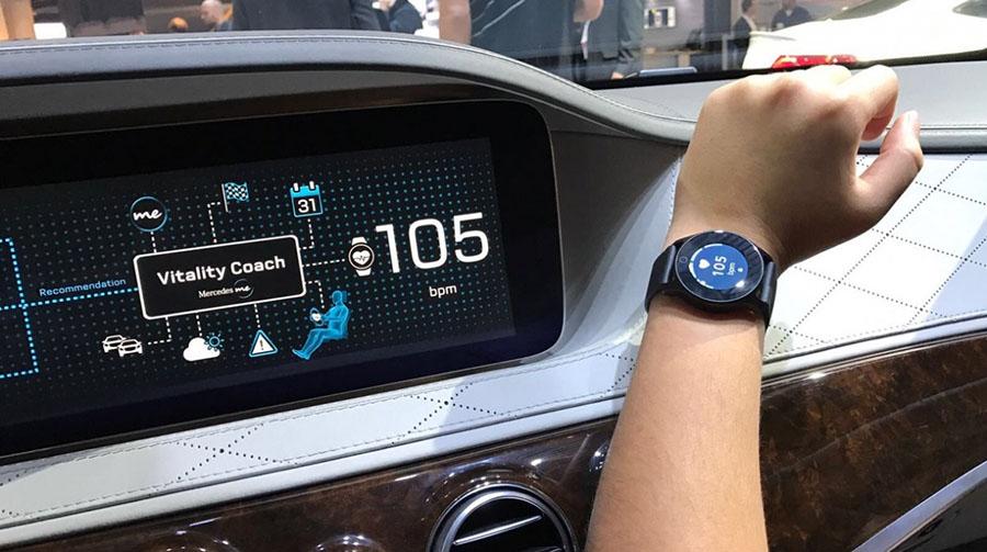 เทคโนโลยีตรวจจับอารมณ์คนขับเพิ่มความปลอดภัยบนถนน