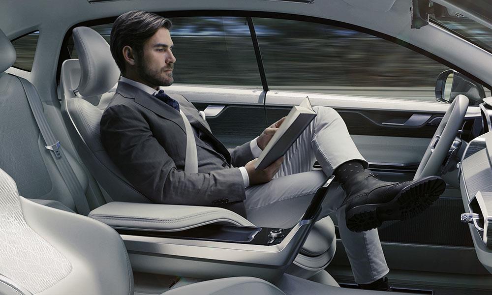 เรื่องน่ารู้เกี่ยวกับเทคโนโลยีรถยนต์แบบไม่มีคนขับ